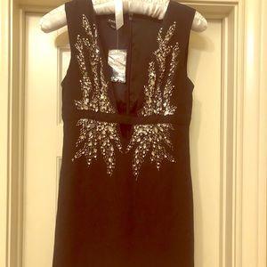Gorgeous Bebe Beaded Dress